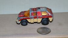 VINTAGE 1975 MATCHBOX SUPER FAST #59 PLANET SCOUT RED
