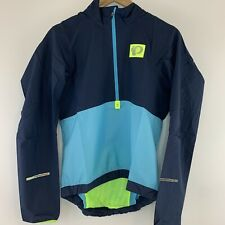 Pearl Izumi Select Barrier Pullover Eclipse Blue Sz Small NWT $75 MSRP