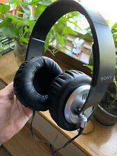 Sony MDR-XB500 Headband Headphones - Silver/Black Excellent Condition!!!