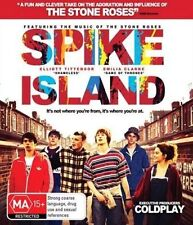 Spike Island (Blu-ray, 2014) New Region B - Coldplay Production. The Stone Roses