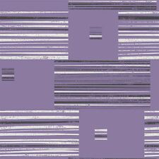 Stripe Wallpaper Striped Purple Shiny Silver Black Luxury Textured Vinyl Debona