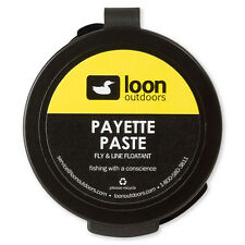 Loon Outdoors Payette Paste - Fly Fishing Dry Fly Line Leader Tippet Floatant
