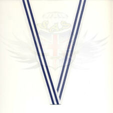 NEW UK BRITISH ARMY SURPLUS RIBBON MEDAL, BLUE & WHITE PINSTRIPE,20mm WOVEN TAPE