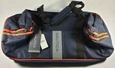 CLEARANCE New Authentic Nautica Gennaker Dual Stripe Duffle Bag Sale