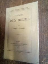 Histoire d'un homme par Amédée Achard Bibliothèque des chemins de fer 1863