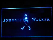 J407B Johnnie Walker Whiskey For Pub Bar Display Decor Light Sign