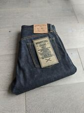 Brand New Momotaro Jeans 0405V High Tapered 15.7oz - Size: 30OW