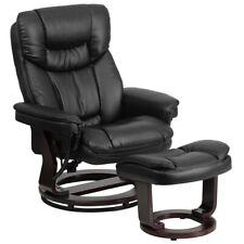 Flash Furniture Black Leather Recliner, Black - BT-7821-BK-GG