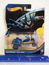 Hot Wheels - DC Comics - BATMAN HOT ROD Car - Ages 3 & up