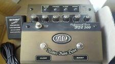 Meteor Gitarren Effekt Gerät Master Bass Drive MPX 500