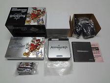 Game Boy Advance SP System Kingdom Hearts Deep Silver Model Nintendo Japan VGOOD