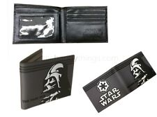 Stile Darth Vader Star Wars Ragazzi WALLET PORTA CARTE DI CREDITO Novità Regalo