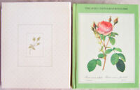 """Vintage 1983 Avon """"CALENDAR OF ROSES"""" Book - Days Repeat in 2022 - Brand NEW!"""
