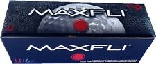 NEW – Maxfli U6 X golf balls- WHITE (1 Sleeve; 3 Balls Total)