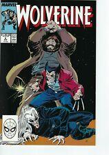 Wolverine 6, 1989, Marvel Comics, VF/NM