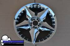 "18"" CHROME CALLI WHEELS CF-301 5 STAR WHEEL RIM 5x115 5x100 18x7.5 40mm"