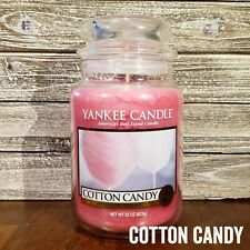 Yankee Candle • Cotton Candy • FREE SHIPPING!