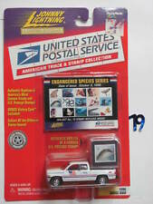 JOHNNY LIGHTNING U.S POSTAL SERVICE W/ STAMP COLLECTION 1996 DODGE RAM