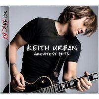 Keith Urban : Greatest Hits CD