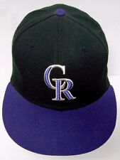 COLORADO ROCKIES MLB Baseball DENVER New Era 59Fifty ON FIELD HAT CAP Size 7