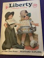 Liberty A Weekly for Everybody Vintage June 1930 Magazine Great Advertisements