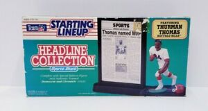Starting Lineup Thurman Thomas  Headline Collection