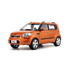 Original Model,1:18 Kia Soul City Suv 2009,Orange