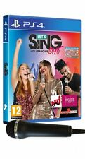 Let'S Sing 2016 : Hits Français + 1 Micro JEU PS4 NEUF