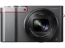 Panasonic Lumix 4K DMC-ZS110 Digital Compact Camera (SILVER)