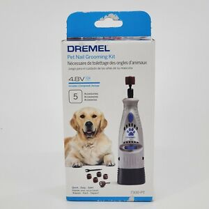 Dremel 7300-PT Pet Nail Grooming Grinder Tool New