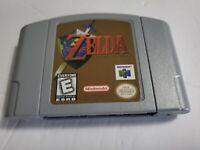 The Legend of Zelda Ocarina of Time N64 (Nintendo 64) Cartridge Only