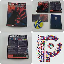 Video Creator A Almathera Title for the Commodore Amiga CD32 tested & working