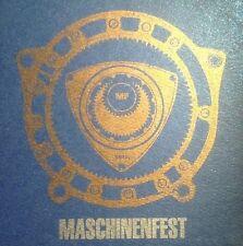 MASCHINENFEST 2013 2CD Digipack 2013 Ah Cama-Sotz KLANGSTABIL