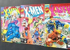 X-Men #1  Vol.2  1991 Full Set of 5 Covers NM  High Grade Marvel Comics