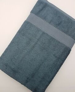 Organic Towels x 10 - 120x90cm. Organic Bamboo. Teal.  BULK PURCHASE DEAL