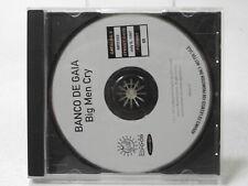 Banco de Gaia  -  Big Men Cry  [CD]  Promo