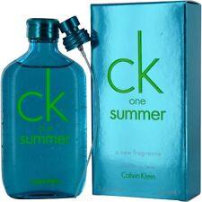 Ck One Summer by Calvin Klein EDT Spray 3.4 oz Limited Edition 2013