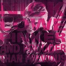 Nick Lowe - Pinker & Prouder [New CD]