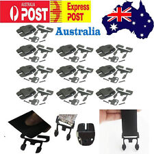 10x Outdoor Hot Tub Spa Pool Cover Lock Down Straps Clips Broken Latch Lockable