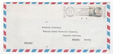 1983 SAUDI ARABIA Air Mail Cover DAMMAM to WOKING GB