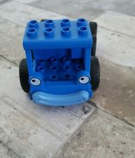 Lego Duplo Lofty BOB the Builder No Crane, Head & Trailer Base Cars