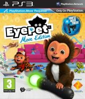 EyePet Move Edition - Game Software Only - (Sony Playstation 3, PS3)