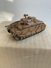 Roco Minitanks 1/87 scale German WWII PANZER III TANK PAINTED DETAILED