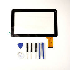 New Touch Screen Digitizer Panel For iRULU eXpro X1 Plus 10.1 Inch Tablet PC USA