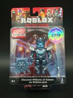 SDCC 2019 ROBLOX Frostbite General Figure + Rare Exclusive In Game Item Code