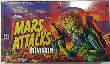 2013 Topps Mars Attacks Invasion Factory Sealed Hobby Box