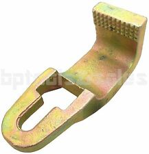 """3 Ton Sill Hook Straight Cut Tooth 2-1/2"""" Pull Round Hook Clamp Grip Pull Power"""