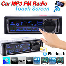 "2.5"" 1 DIN Car Bluetooth MP3 Player FM/USB/SD Stereo Touch Screen Radio In-Dash"