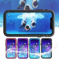 For iPhone XR MAX XS 7 8Plus 7 8 Underwater Dirtproof Waterproof Shockproof Case