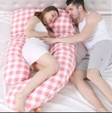 360° Support G-Shaped  Pregnancy Pregnant Pillow Maternity Belly Contoured Body